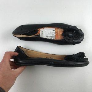 Born Black Ballet Flats D2916554